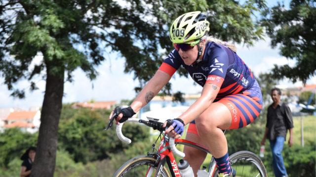 Gisele Gasparotto mira pódio e aponta dificuldade da 9 de Julho